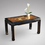 Oriental Lacquered Coffee Table - Main View - 1