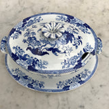 19th Century Wedgwood Sauce Tureen -Overall View of Tureen - 5
