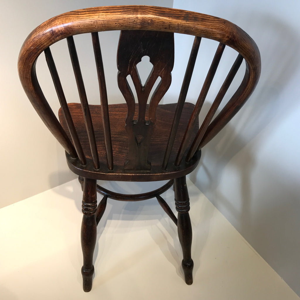 back vintage pamono of for set at chairs bow windsor chair sale