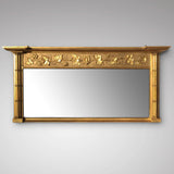 Spectacular Regency Giltwood Overmantle Mirror - Main View-2