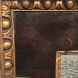 18th Century Mahogany Mirror in the style of William Kent - Detail View-2