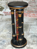 Decorative Victorian Painted Pedestal- Main View -6