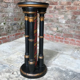 Decorative Victorian Painted Pedestal- Main View -1