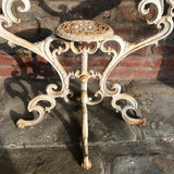 Victorian Cast Iron Plant Display Stand - Detail View - 5