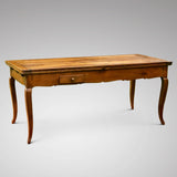 19th Century Fruitwood Extending Dining Table - Main View - 1