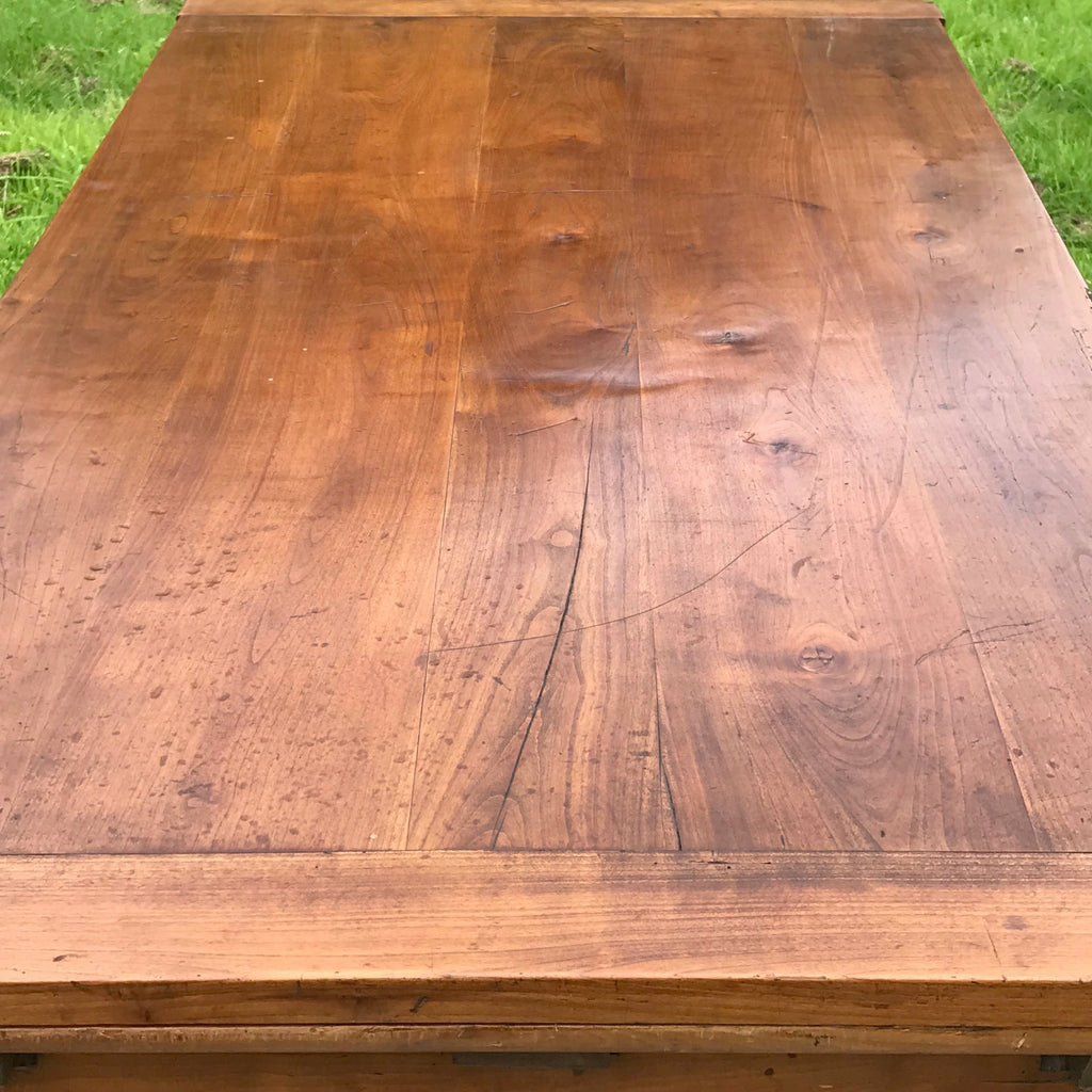 19th Century Fruitwood Extending Dining Table - Detail View - 10