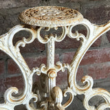 Victorian Cast Iron Plant Display Stand - Detail View - 2