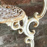 Victorian Cast Iron Plant Display Stand - Detail View - 3