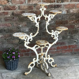 Victorian Cast Iron Plant Display Stand - Main View - 1