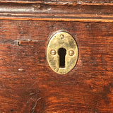 19th Century Oak Blanket Box - Detail View - 7