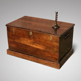19th Century Oak Blanket Box - Main View - 1