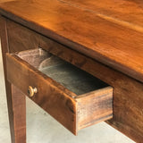 19th Century Fruitwood Extending Dining Table - Detail View - 7