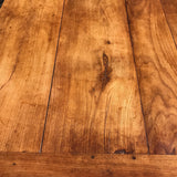 19th Century Fruitwood Dining Table - Detail of Plank Top - 6