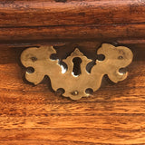 19th Century Elm Chest - Detail View - 3
