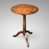 18th Century Tilt Top Walnut Tripod Table - Main View - 1