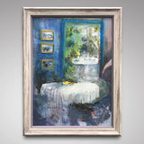 'View From the Blue Room' Oil on Canvas - Main View - 1