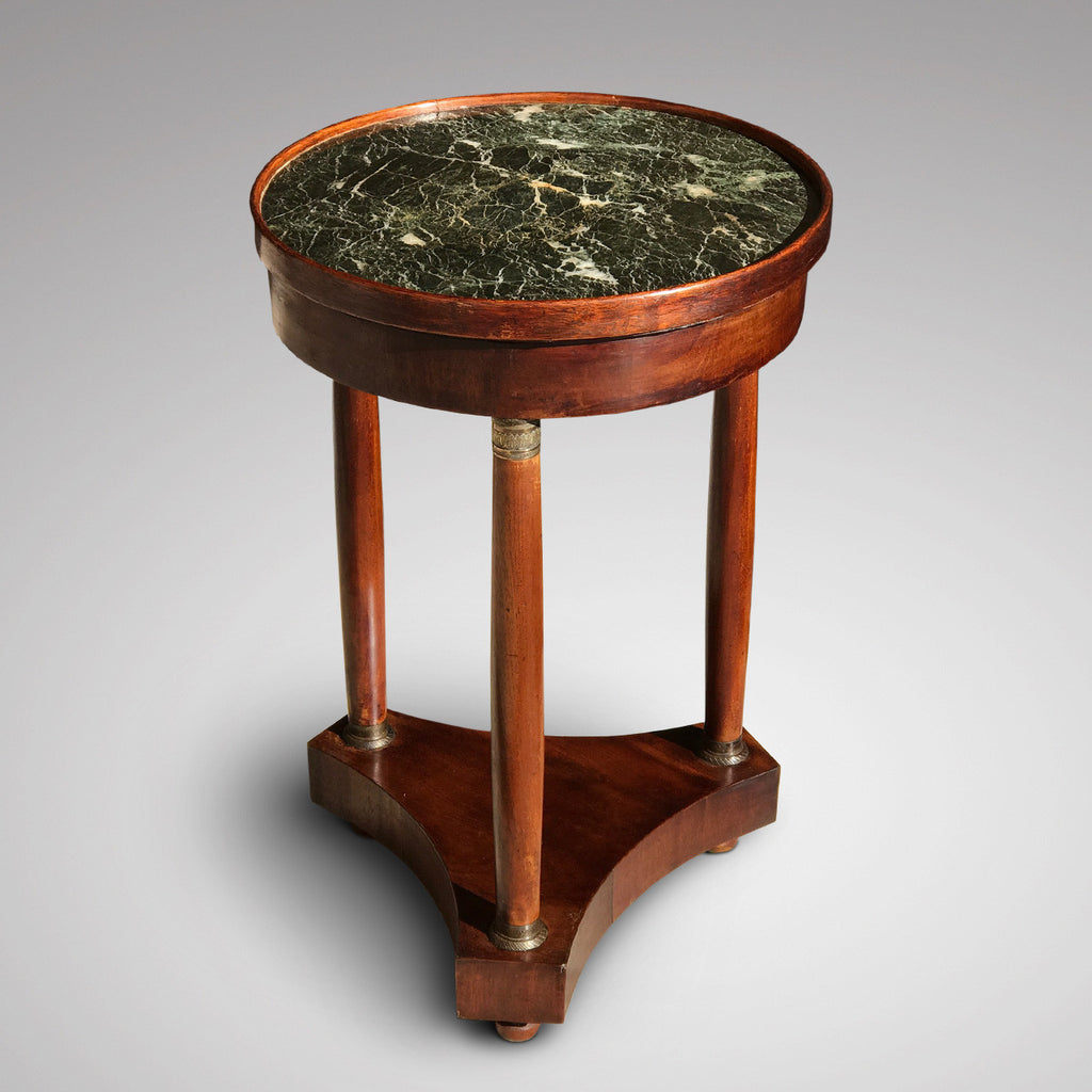 19th Century French Empire Side Table - Main View -1