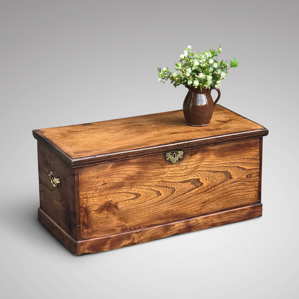 19th Century Elm Chest - Main View - 1
