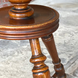 19th Century Walnut Turners Table