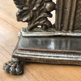 19th Century Sample Cast Iron Fireplace - Detail View - 3
