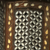 Ottoman Mother of Pearl Inlaid Occasional Table - Detail View - 5