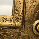 Superb George II Carved Giltwood Mirror - Frame Detail View - 4