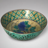 Japanese Polychrome Bowl - Main View - 2