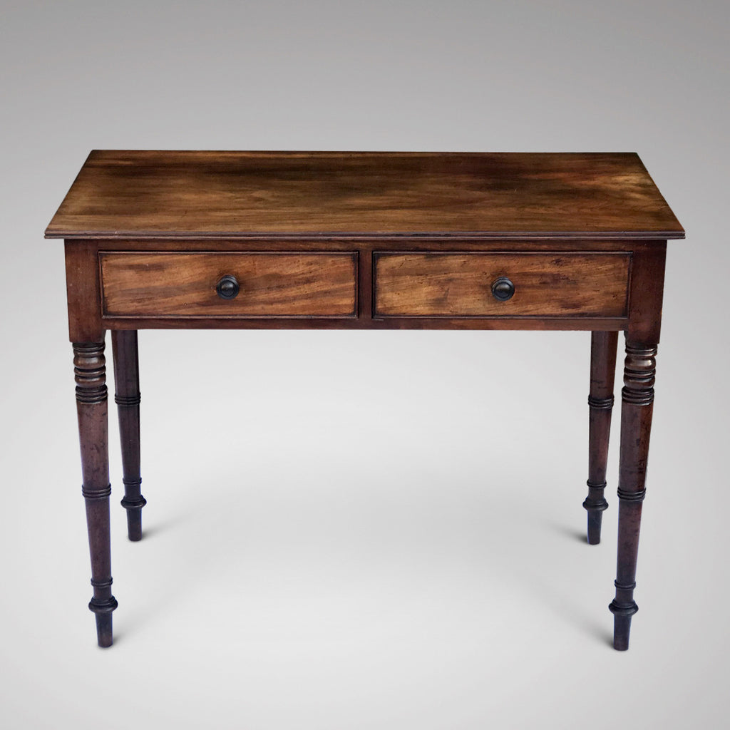 William IV Mahogany Side Table - Main View - 2