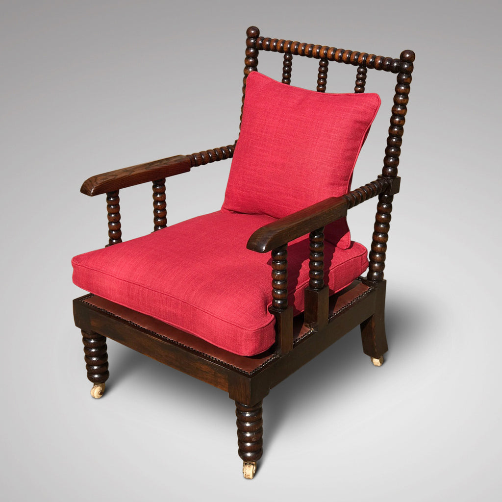 William IV Bobbin Turned Armchair