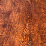 19th Century Elm Dining Table - Detail of Table Top - 8