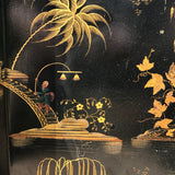 19th Century Papier Mache Chinoiserie Tray - Detail View - 3