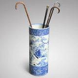 Japanese Blue & White Stick Stand - Main View - 1