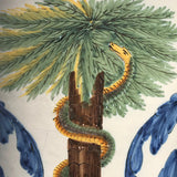 18th Century Italian Tin Glazed Dry Drug Jar - Detail View - 3