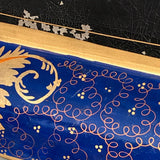 Large Regency Toleware Tray - Detail View - 6