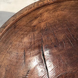 19th Century Treen Dairy Bowl - Detail View - 4