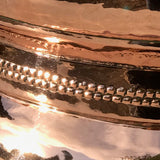 19th Century French Copper Wine Cooler - Detail View - 4