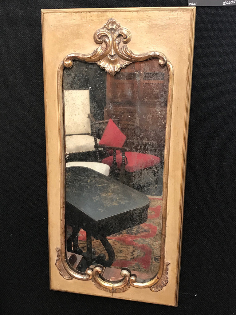 Set of Four 19th Century Italian Mirrors - Detail View - 6