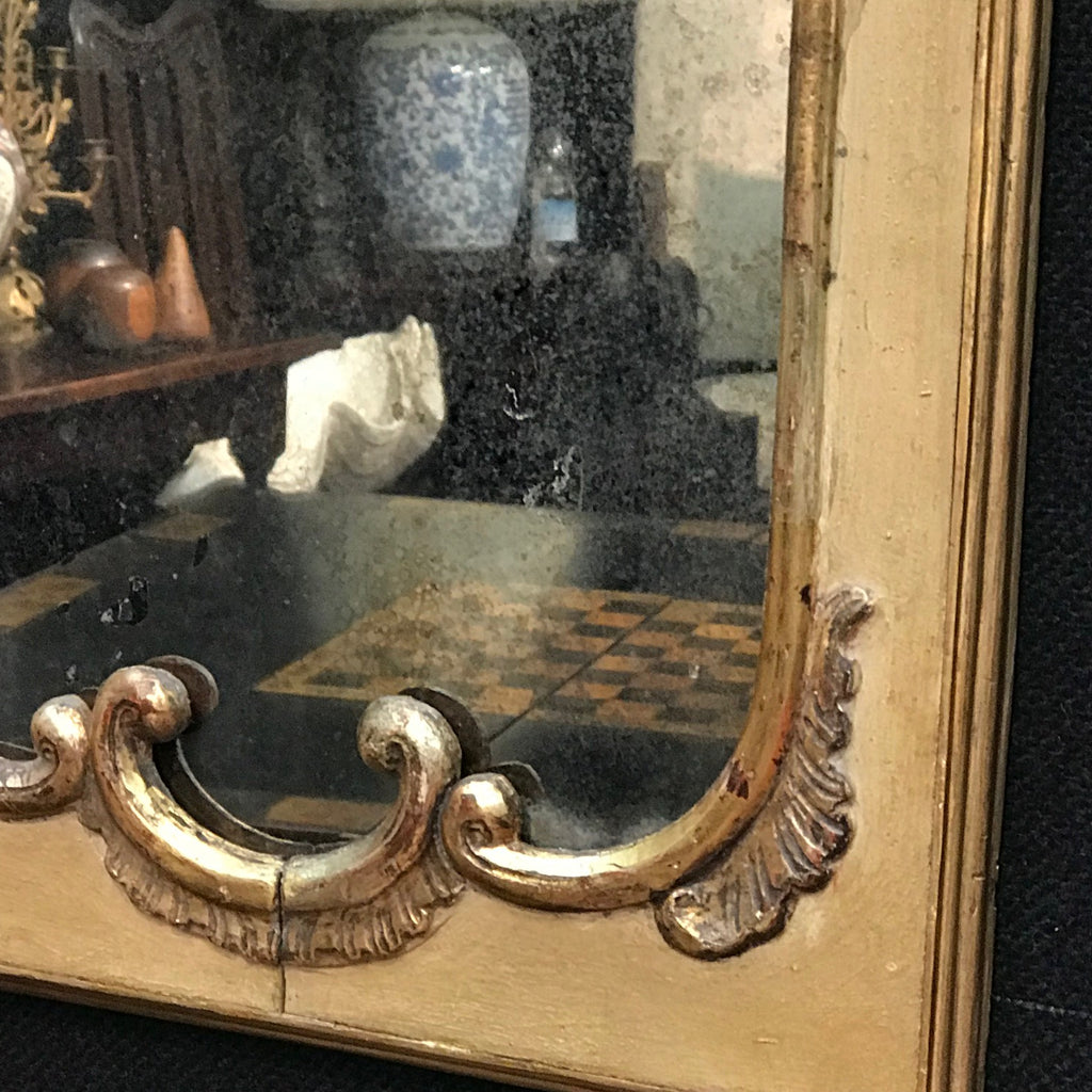 Set of Four 19th Century Italian Mirrors - Detail View - 3