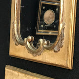 Set of Four 19th Century Italian Mirrors - Detail View - 4