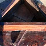 18th Century Welsh Pine Cricket Table - Underside View - 4