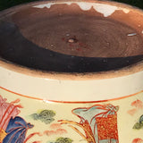 Fabulous Japanese Meiji Period Jardiniere - View of Base - 9