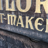 Large 19th Century Shop Sign - Detail View - 2