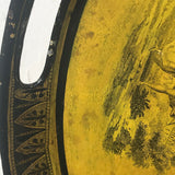 George IV Oval Toleware Tray - Detail View - 6