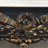 19th Century French Ebonised Console Table - Detail View - 3