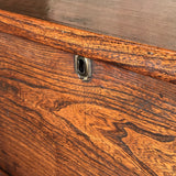19th Century Elm Blanket Box - Front Detail View - 6