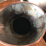 19th Century Copper Harvest Measure - Top View - 4