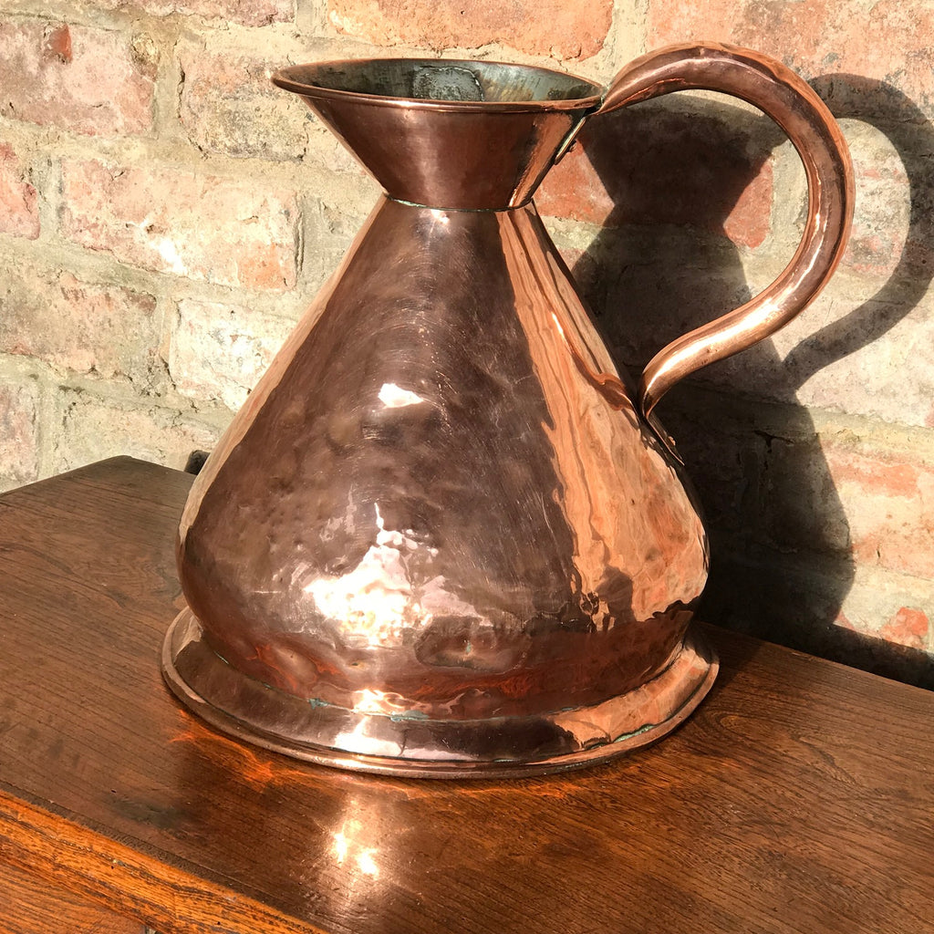 19th Century Copper Harvest Measure - Main View - 1