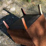 Edwardian Winged Armchair for Reupholstering - Detail View - 4