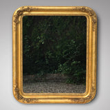 19th Century French Gilt Mirror - Main View - 1