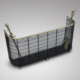 Regency Brass and Wire Work Fire Guard - Main View - 1